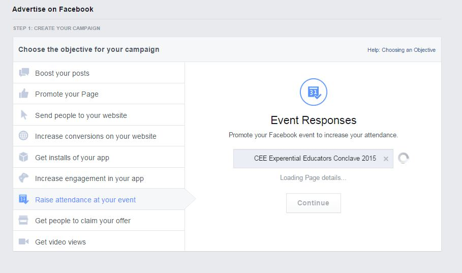 event responses