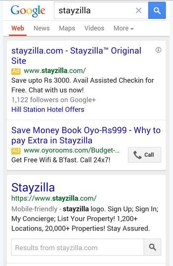 Stayzilla vs OYO socialpanga