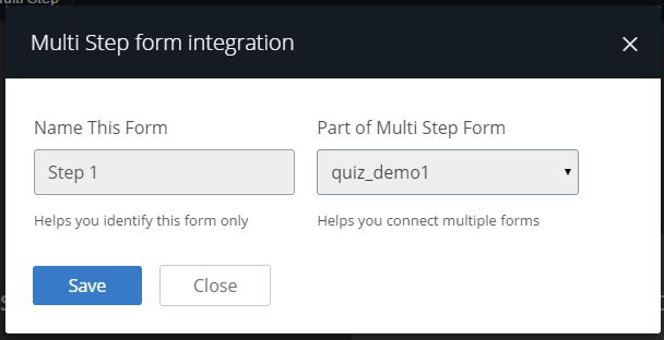 multi step 2