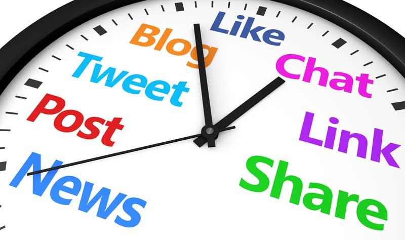 Social-Media-Schedule-Planning