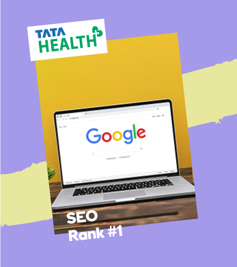Tata Health – SEO