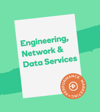 Engineering, Data & Network Services